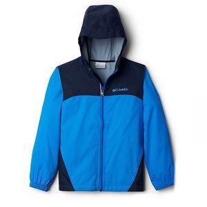 Columbia Boy's Glennaker Rain Jacket Sz. XS